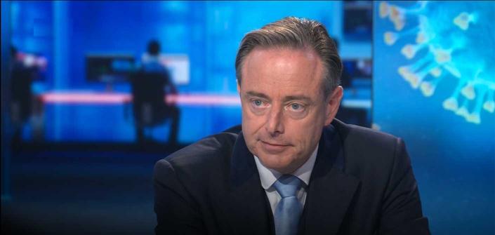 Bart De Wever in VTM Nieuws