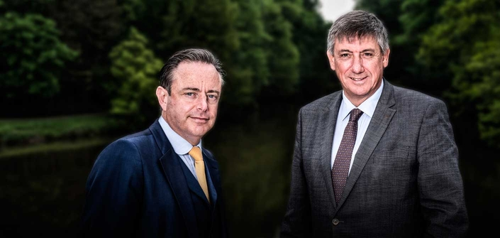 Bart De Wever & Jan Jambon
