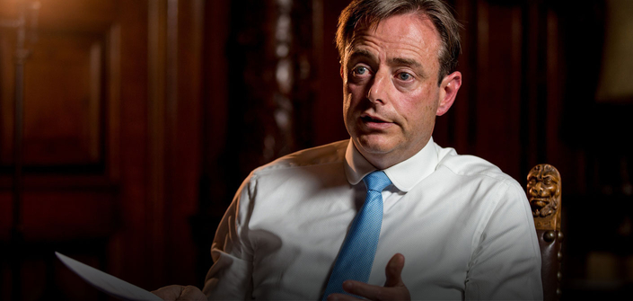 """Bart De Wever: """"American democracy has spoken"""""""