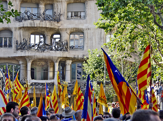 Spanish charge unworthy of an EU member state