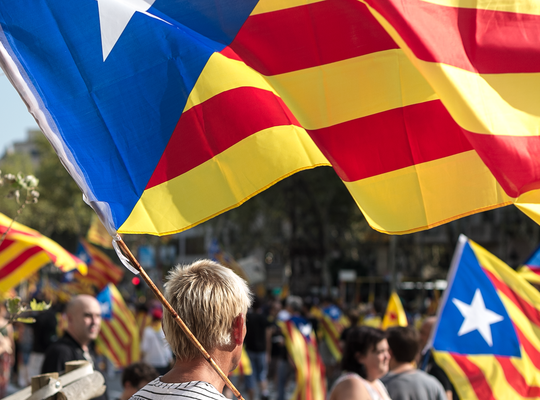 Catalans decide on independence on 1 October