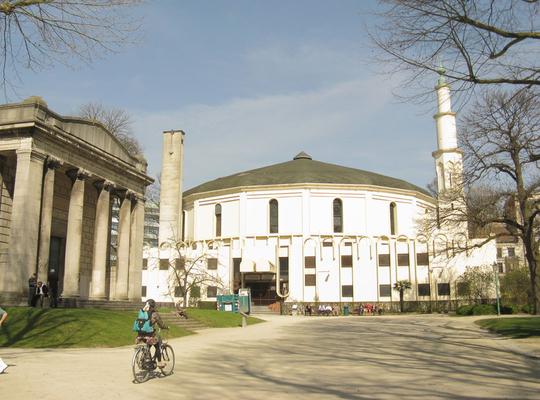 Espionage of Turkish mosques in Belgium