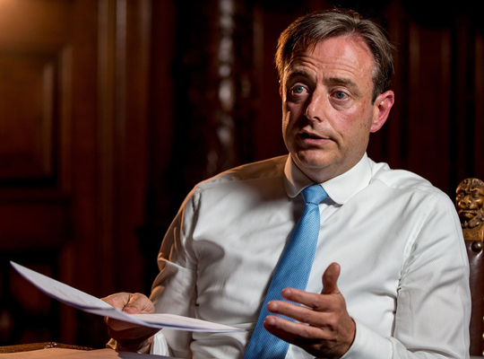 """Bart De Wever: """"Europe must tackle problems"""""""