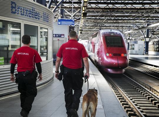 Trains internationaux : renforcement de la sécurité