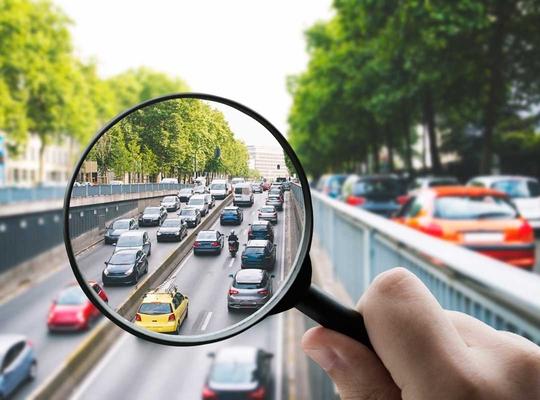 Traffic in Brussels