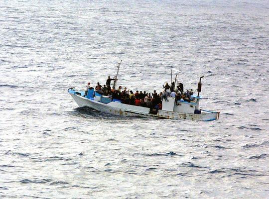European coast guard must help limit flow of asylum seekers